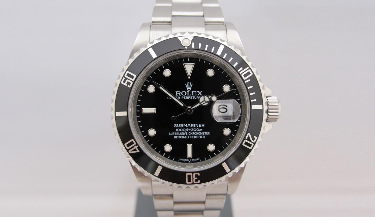 Luxusuhren Originale: Rolex, Breitling & Co. verkaufen ›› Juwelier Saro