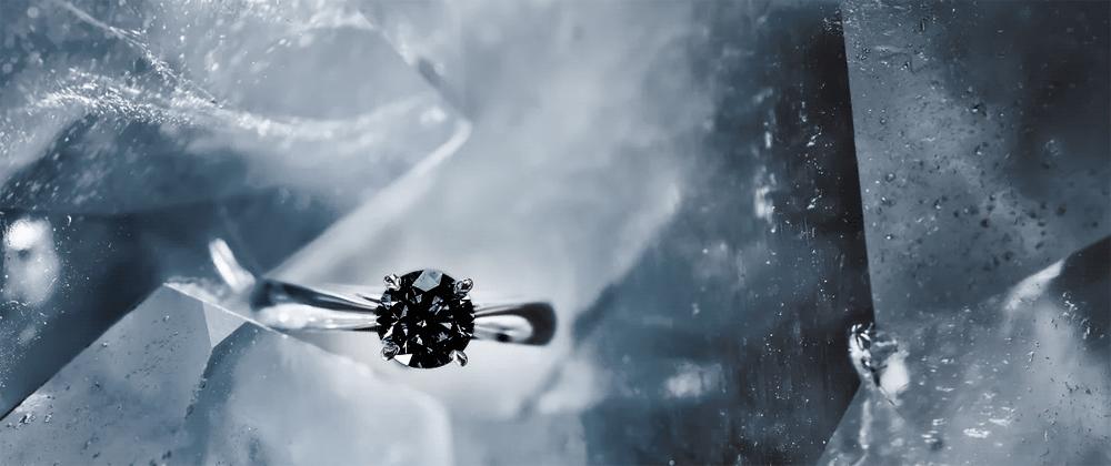 Schwarze Diamanten – Woraus sie bestehen und warum sie so begehrt sind